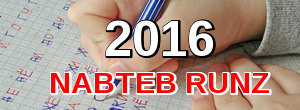 2016 NABTEB
