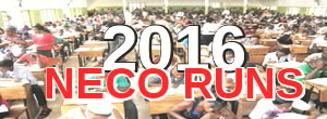 2016 NECO